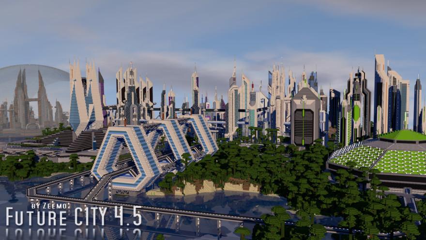 Future City V4.5