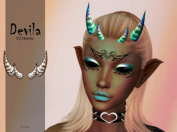 Devilia Horns