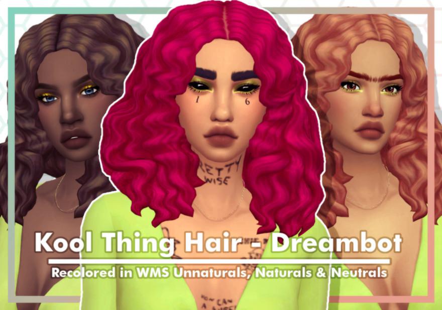 Kool Thing Hair Dreambot