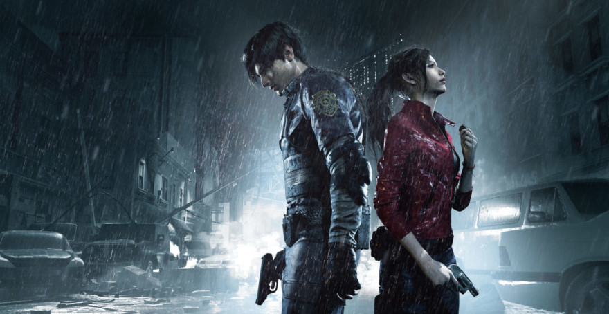Resident Evil 2 Remake Mods