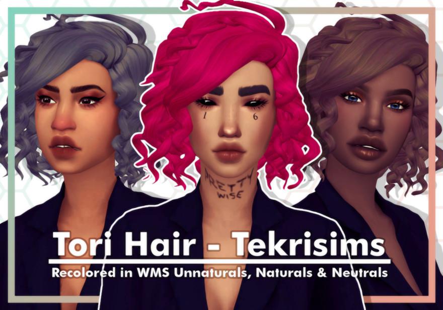 Tori Hair