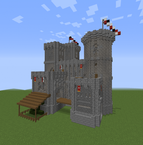 Age Of Empires Castle