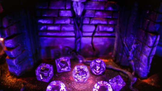 Dice In Dungeon