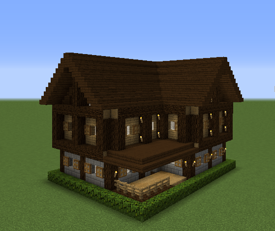 Small Survival House 1