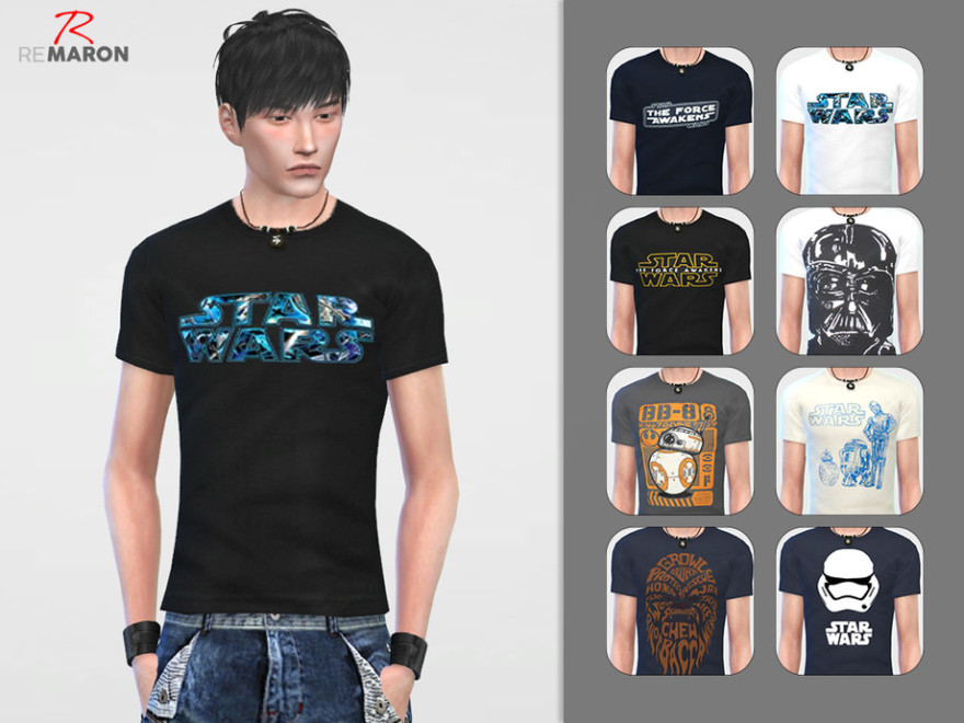 Star Wars Shirts For Men