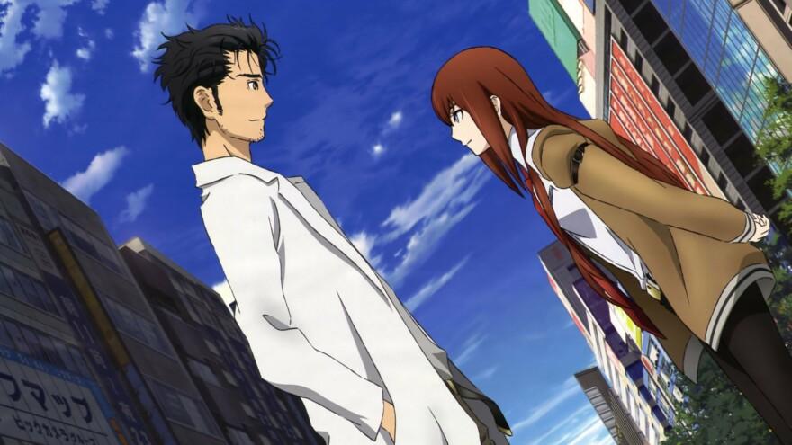Kurisu And Okabe