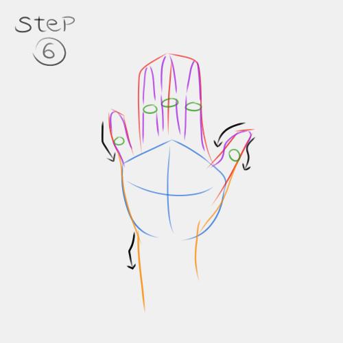 Anime Hands 6
