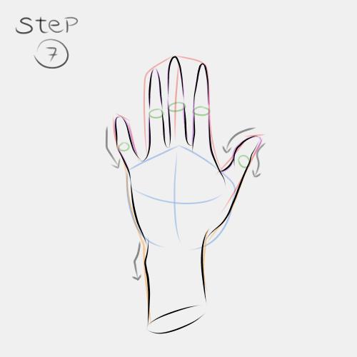 Anime Hands 7