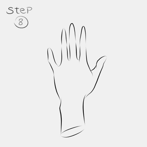 Anime Hands 8