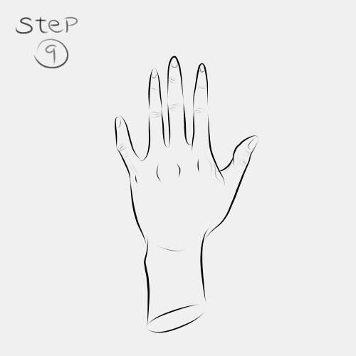 Anime Hands 9