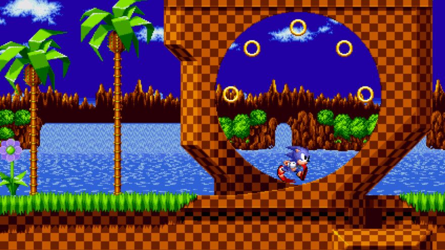 Another Genesis Sonic