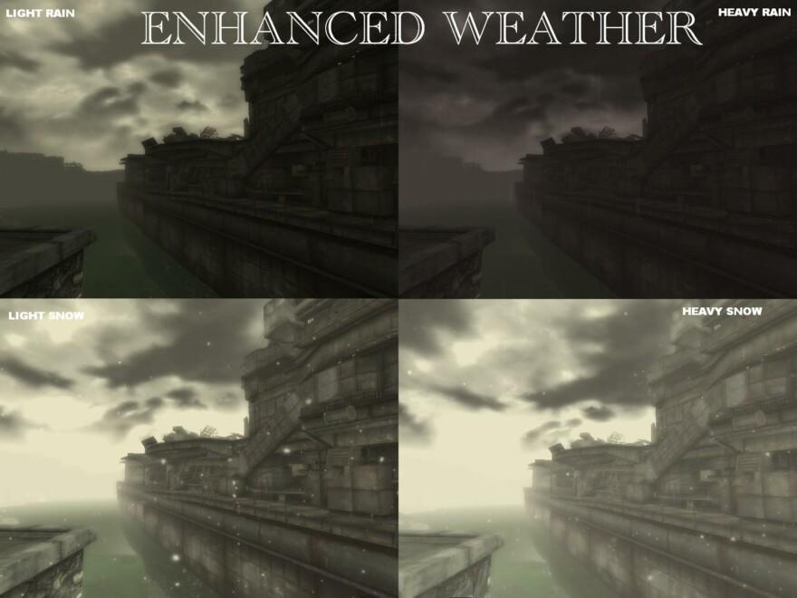 Enhanced Weather