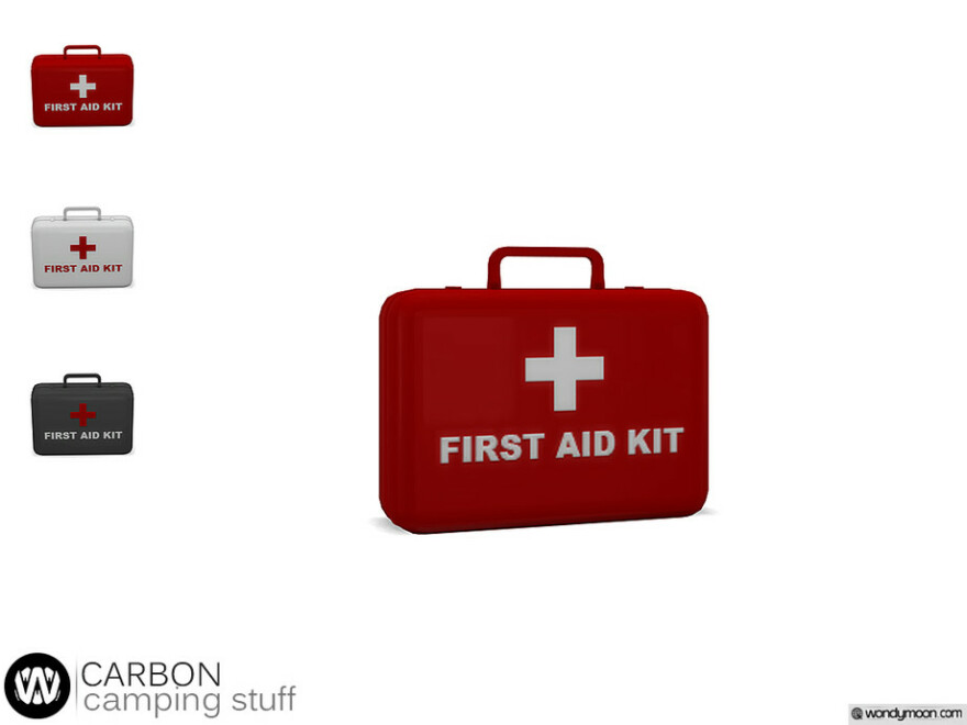 Carbon First Aid Kit