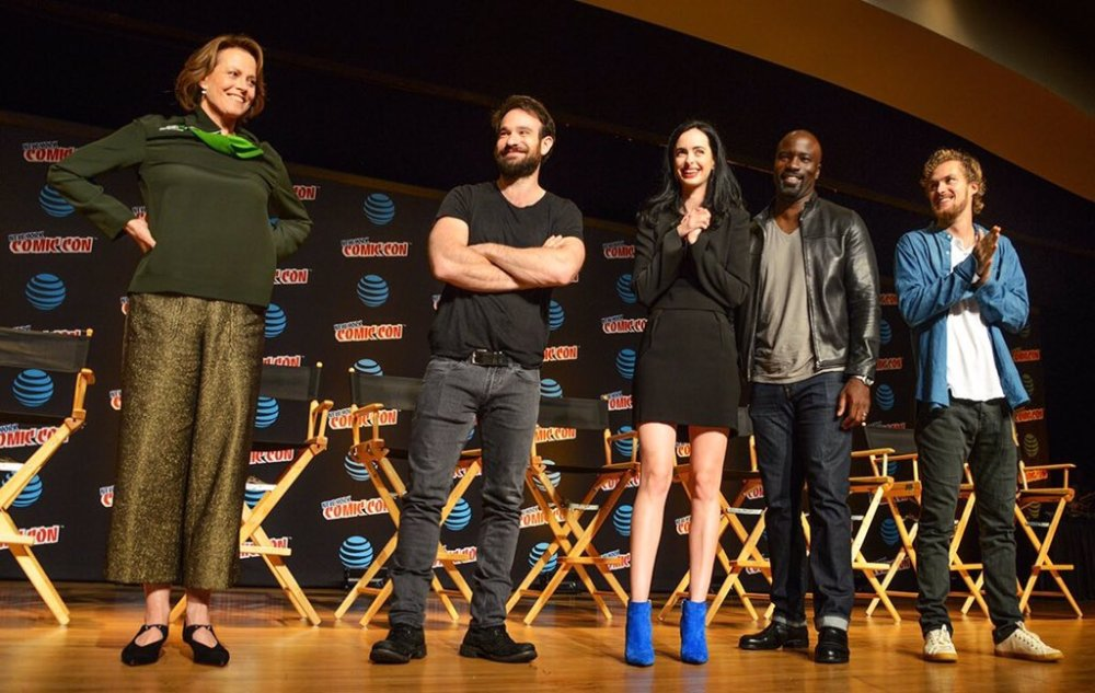 Nerdeek Life nycc-2016-marvel-Netflix NYCC: Netflix Marvel slay fans with more teasers for Iron Fist and The Defenders Conventions