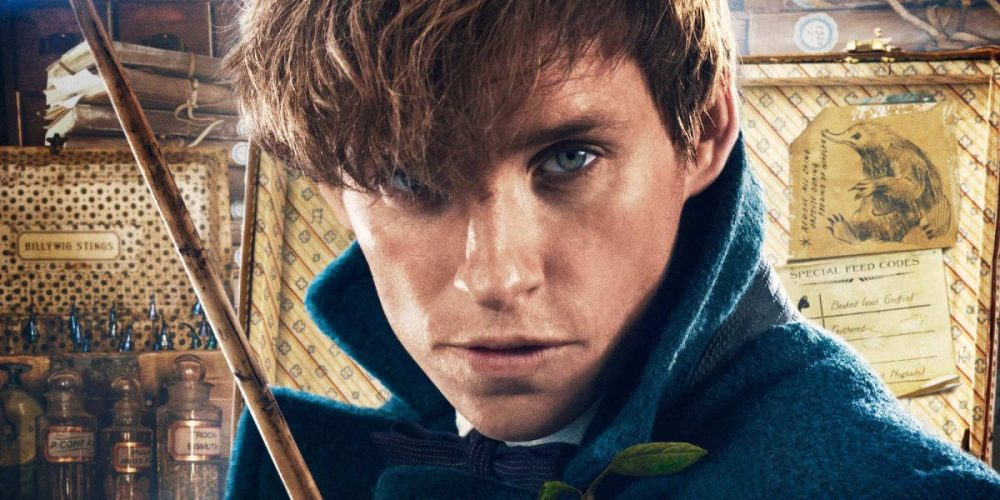 Nerdeek Life FBAWFT-1 Eddie Redmayne Narrates New Fantastic Beasts Audio Book Nerdeek Life