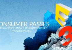 Nerdeek Life e3-2017-consumer-passes E3 to open its doors to the public for 2017 edition Conventions Expos & Events Gaming Reviews