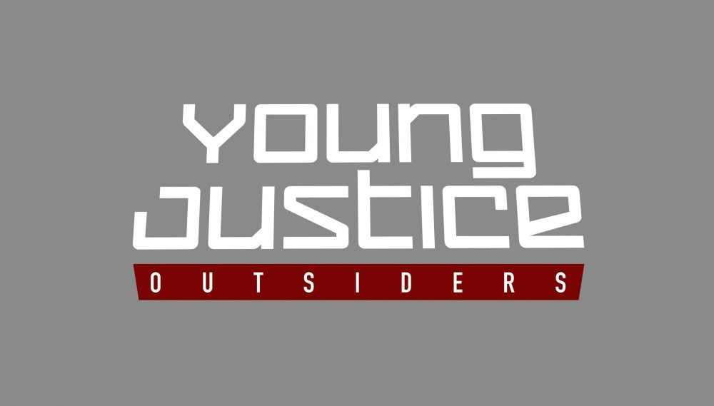 Nerdeek Life YOUNG-JUSTICE-OUTSIDERS-Logo Live-Action 'Titans' Series & 'Young Justice: Outsiders' Announced by Warner Bros. & DC Entertainment Nerdeek Life