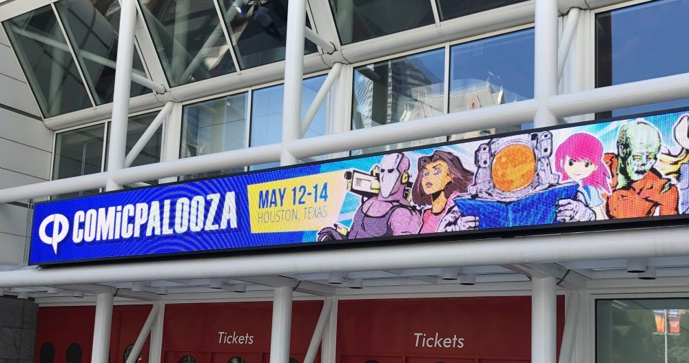 Nerdeek Life Comicpalooza-2017-Review-1 Comicpalooza 2017: Convention Review Anime Books Convention Reviews Conventions Cosplay Gaming Horror Nerdeek Life Reviews Sci-fi
