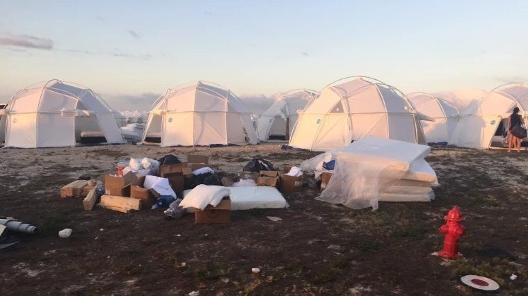 Nerdeek Life fyre-festival-disaster The 10 Best Twitter Reactions to the #FyreFestival Fiasco! Festivals Music