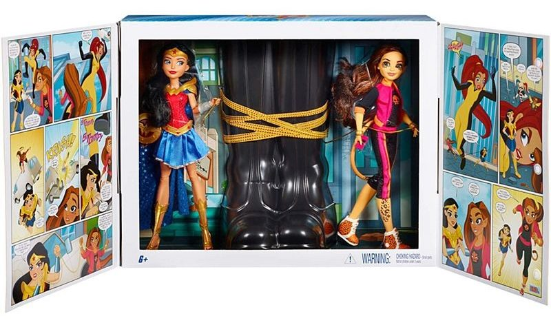 Nerdeek Life mattel-wonder-woman-and-cheetah-sdcc-2017-exclusive-3-e1498926471635 Mattel Offers Up Some San Diego Comic-Con 2017 Exclusives Conventions