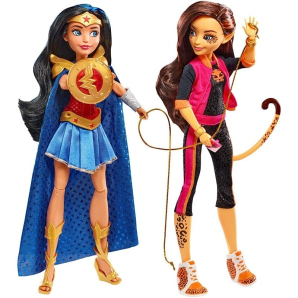 Nerdeek Life mattel-wonder-woman-and-cheetah-sdcc-2017-exclusive Mattel Offers Up Some San Diego Comic-Con 2017 Exclusives Conventions