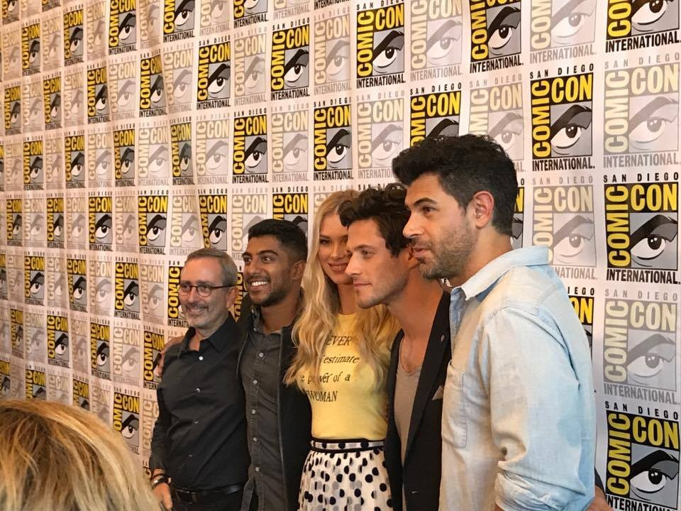 Nerdeek Life 20227168_10155391626176855_398704721_n Freeform's Stitchers Gets The Geek Going At SDCC 2017! Conventions