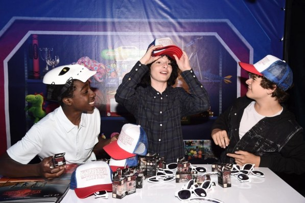 Nerdeek Life DS1_1290 The Stranger Things Cast Made Fans' Day at The Netflix Experience Conventions
