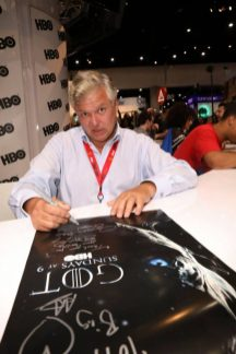 Game of Thrones SDCC 2017 Signing 15