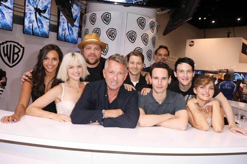 Nerdeek Life Gotham-10 Gotham Will Know Fear in New Season Conventions