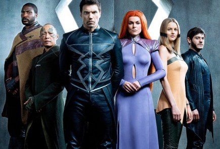 "Nerdeek Life Marvel-Inhumans-main-cast Marvel's Inhumans: ""It's best not to see this as a superhero show."" Conventions"