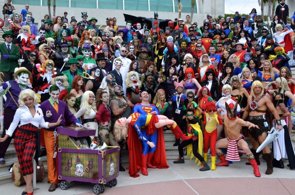Nerdeek Life SDCC-Cosplay SDCC 2017: Top Cosplays and Cosplayers To Watch For Conventions Cosplay Nerdeek Life
