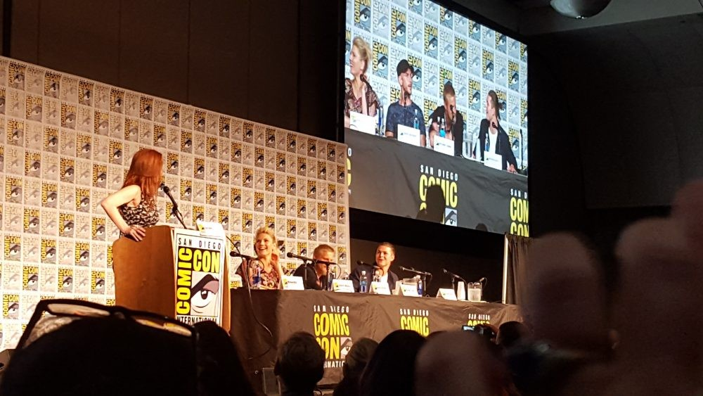"""Nerdeek Life Vikings-SDCC-Panel-1 HISTORY's Vikings: """"There's only one Queen in Kattegat."""" Conventions"""