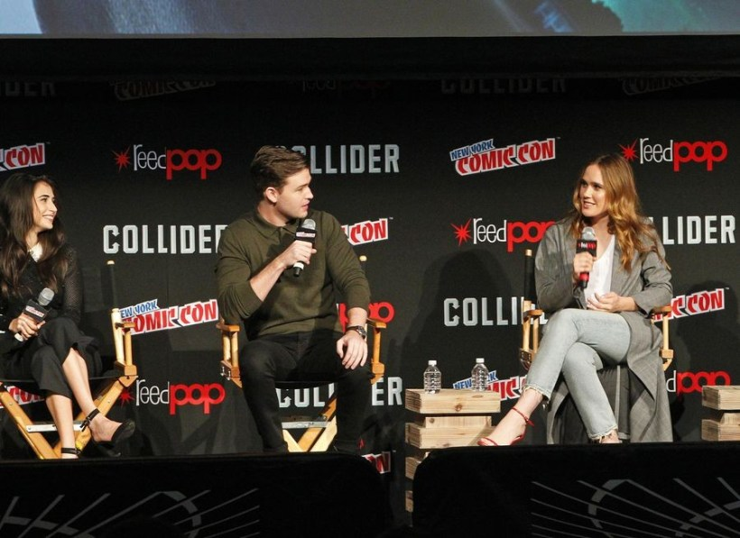 Nerdeek Life Beyond-NYCC-2017-Panel-3 Freeform's Beyond guides us through the Realm at NYCC 2017 Conventions Nerdeek Life