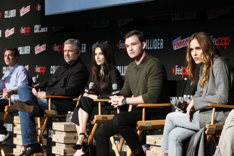Nerdeek Life Beyond-NYCC-2017-Panel-4 Freeform's Beyond guides us through the Realm at NYCC 2017 Conventions Nerdeek Life