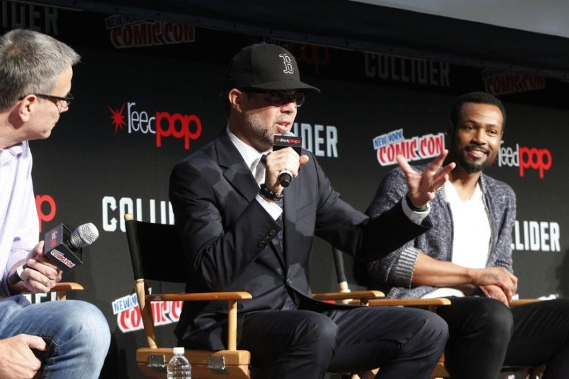 Nerdeek Life Shadowhunters-NYCC-2017-Panel-3 Freeform's Shadowhunters teases love and chaos at NYCC 2017 Conventions Nerdeek Life
