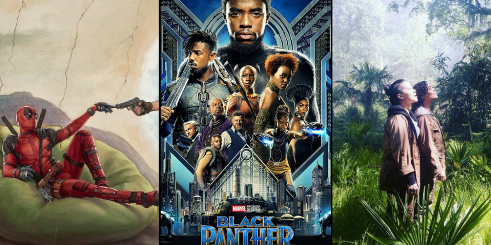 Nerdeek Life MAD4-3 Movies After Dark: Regina Hall Cast in Shaft, New Black Panther Footage, New Deadpool Poster, and MORE! Film Horror Movie News Sci-fi