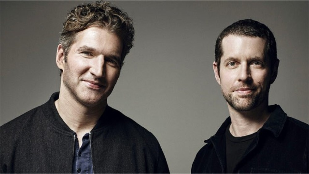 Nerdeek Life david-benioff-db-weiss Movies After Dark: Benioff and Weiss to Produce Star Wars Films, a Skyscraper Trailer, and More! Film Movie News Nerdeek Life