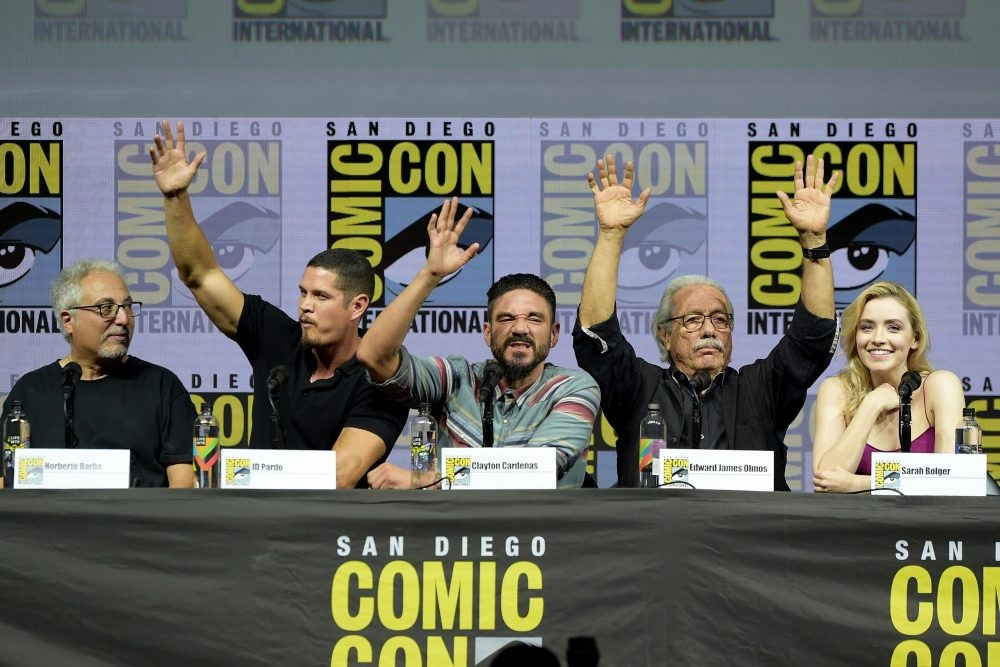 Nerdeek Life gettyimages-1004076012 Mayans MC SDCC 2018: Five Reasons to watch the new FX series! Conventions