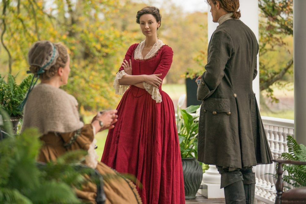"Nerdeek Life outlander-4x02-15 Outlander Fan Roundtable 4x02: ""Do No Harm"" Provides Discussion and Controversy Roundtables"