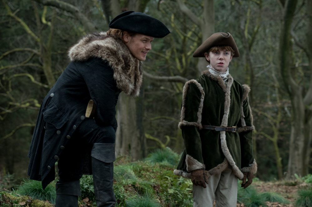 "Nerdeek Life Outlander-4x06-12 ""Blood of my Blood"" brings Jamie's blood to his front door Nerdeek Life Roundtables"