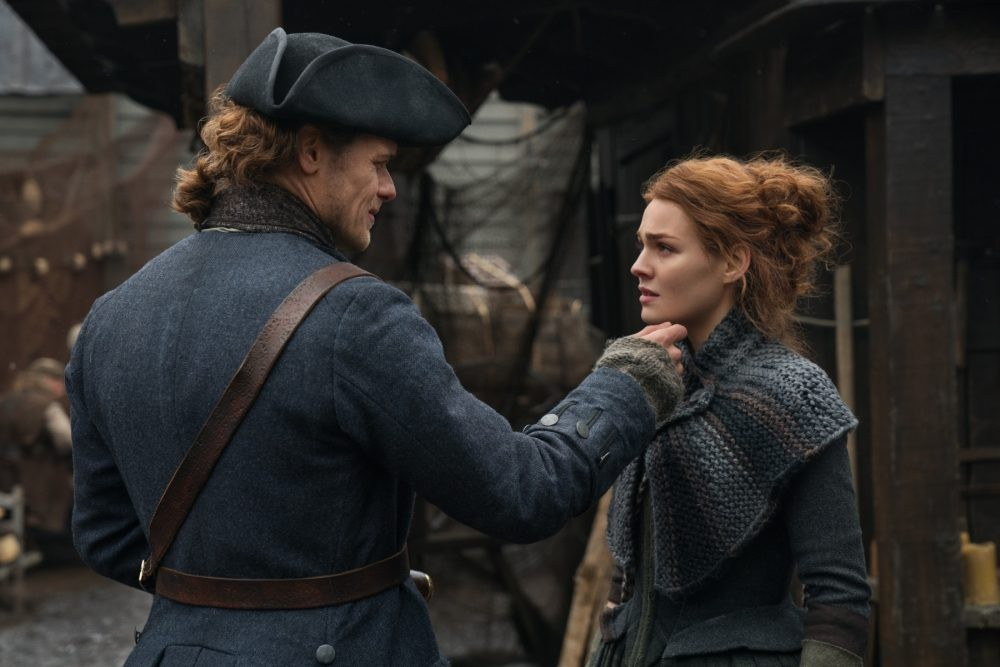 "Nerdeek Life Outlander-4x09-14 We're learning about the ""Birds and the Bees"" on this week's Outlander Nerdeek Life Roundtables"