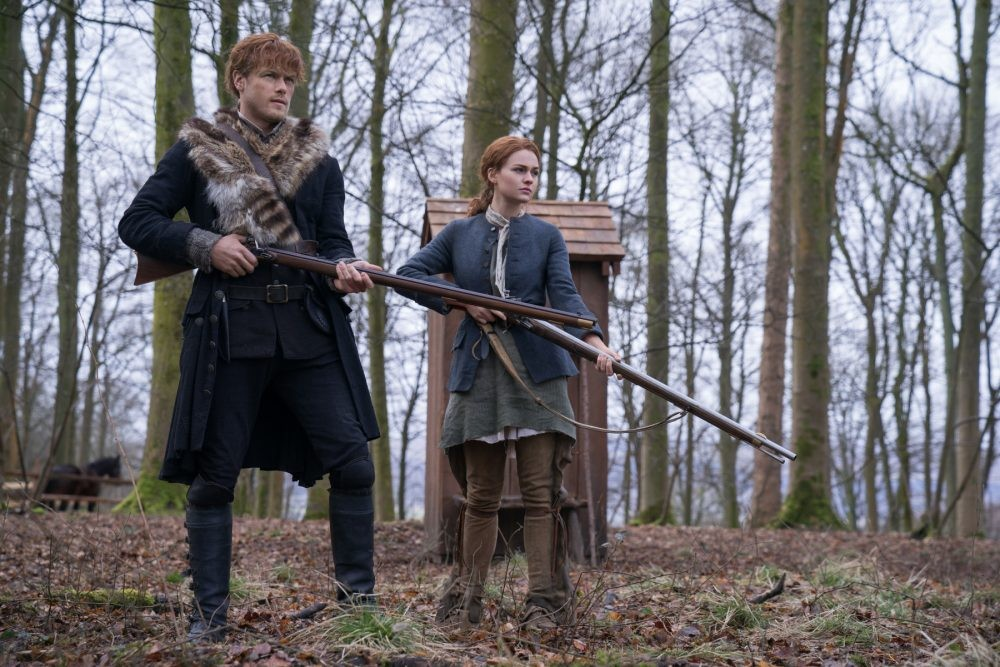 "Nerdeek Life Outlander-4x09-16 We're learning about the ""Birds and the Bees"" on this week's Outlander Nerdeek Life Roundtables"