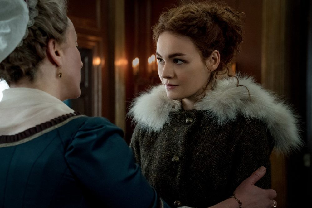 "Nerdeek Life Outlander-4x10-11 ""The Deep Heart's Core"" rips our hearts out on this week's Outlander Nerdeek Life Roundtables"