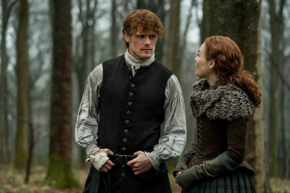 "Nerdeek Life Outlander-4x10-15 ""The Deep Heart's Core"" rips our hearts out on this week's Outlander Nerdeek Life Roundtables"