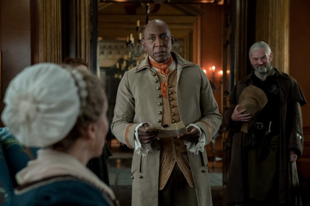 "Nerdeek Life Outlander-4x10-8 ""The Deep Heart's Core"" rips our hearts out on this week's Outlander Nerdeek Life Roundtables"