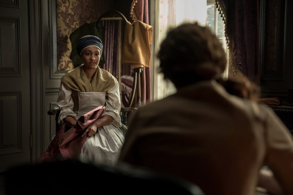 "Nerdeek Life Outlander-4x11-7 Did ""If Not For Hope"" leave us hoping for more on this week's Outlander? Nerdeek Life Roundtables"