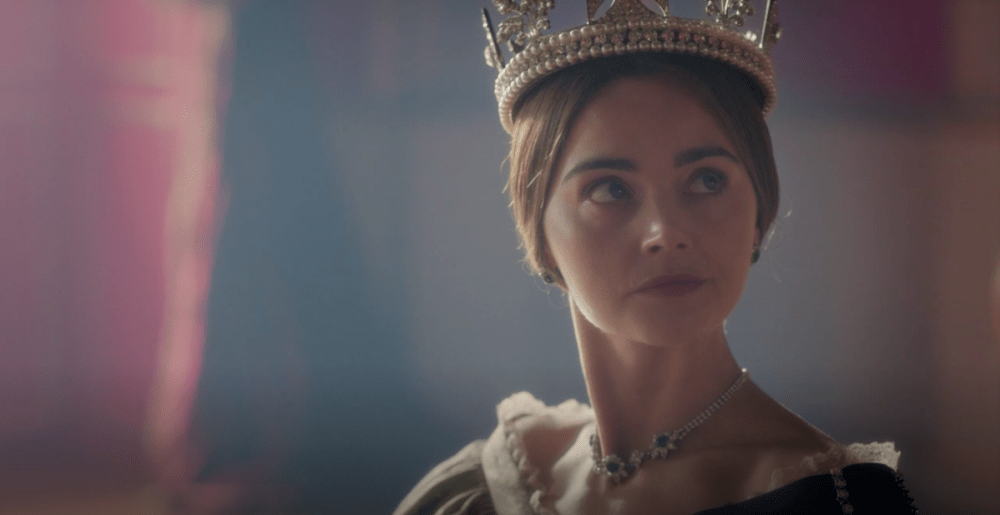 """Nerdeek Life Victoria-3x01-01 Victoria  Season 3's premiere """"Uneasy Lies the Head that Wears the Crown"""" makes our roundtable feel anxious Reviews Roundtables"""