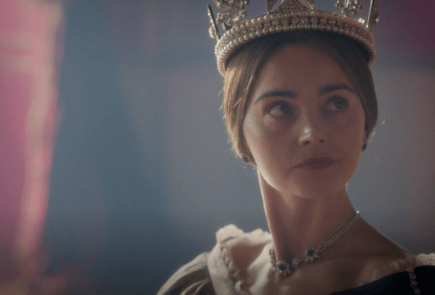 "Nerdeek Life Victoria-3x01-01 Victoria  Season 3's premiere ""Uneasy Lies the Head that Wears the Crown"" makes our roundtable feel anxious Reviews Roundtables"