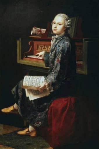 Mozart robe