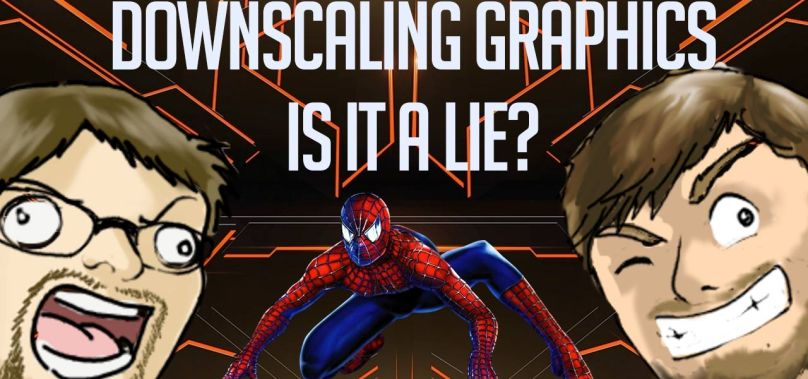 NEH Podcast: Spiderman…Downscaling…for real?